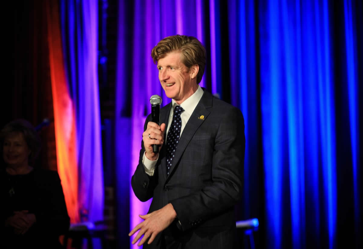 Menninger Clinic | Patrick Kennedy Named Keynote Speaker for Menninger Annual Signature Luncheon in 2020 | News & Resources