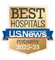 The Menninger Clinic Rank Best Hospitals for Psychiatry for 29 Years