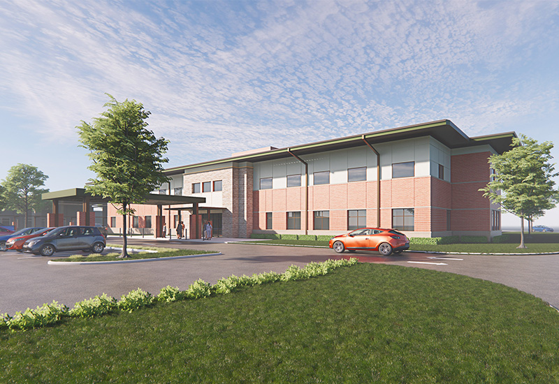 Menninger Clinic | Menninger to Break Ground on New Outpatient Services Center